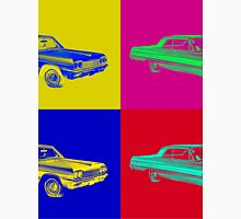 1964 Chevrolet Impala Muscle Car Pop Art Unisex T-Shirt