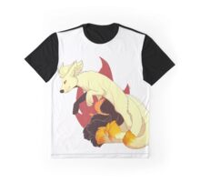 Ninetails - Pokemon Graphic T-Shirt
