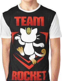 Pokemon Go - Team Rocket! Graphic T-Shirt