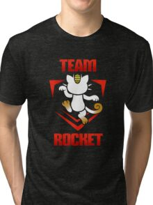 Pokemon Go - Team Rocket! Tri-blend T-Shirt