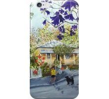 Morris Street Paddington Brisbane Qld iPhone Case/Skin