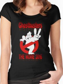 Ghostbusters Women's Fitted Scoop T-Shirt