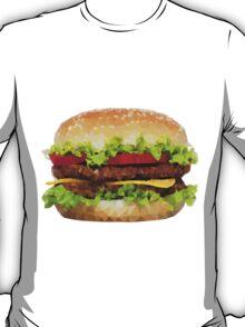 Triangular HAMBURGER T-Shirt