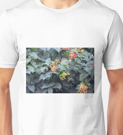 Tree branches with buds. Unisex T-Shirt