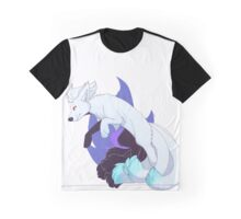 Shiny Ver. Ninetails - Pokemon Graphic T-Shirt