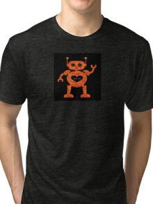 Dance-bot Tri-blend T-Shirt