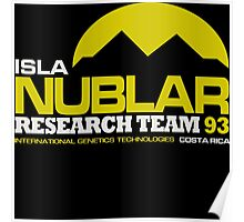 ISLA NUBLAR RESEARCH FACILITY Poster