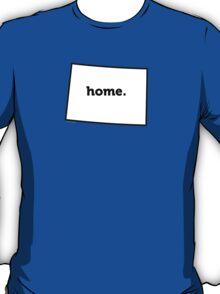 Colorado. Home. T-Shirt