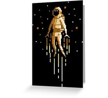 Take me to the moon Greeting Card