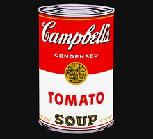Campbell's Tomato Soup Can - Andy Warhol Unisex T-Shirt