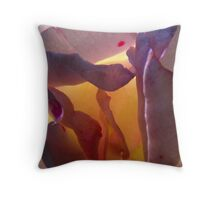 The Inner Life of the Venice Beach Rose 5 Throw Pillow