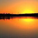 Wivenhoe Sunset by Truenature