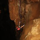 My Very First Rappel by Laurie Puglia
