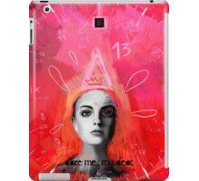 dare me, my dear II iPad Case/Skin