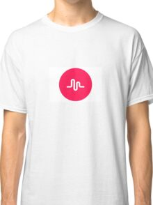 musical.ly - musically app Classic T-Shirt