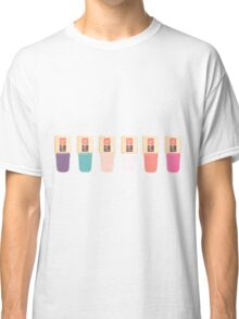 NailsPolish #YSL {2} Classic T-Shirt