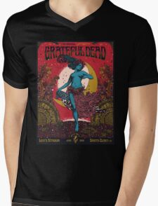 Grateful Dead - Fare Thee Well - 50 years (Number 4) Mens V-Neck T-Shirt