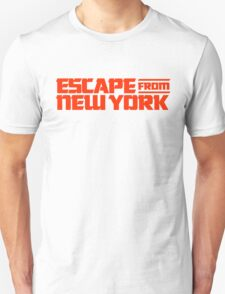 Escape from New York (1981) Movie Unisex T-Shirt