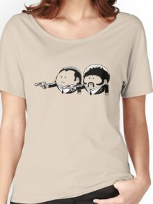 pulp and fiction Women's Relaxed Fit T-Shirt