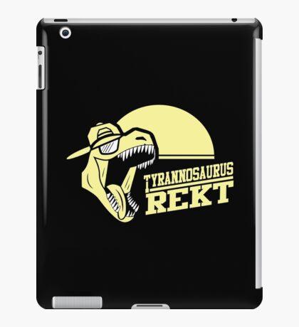 Tyrannosaurus REKT iPad Case/Skin