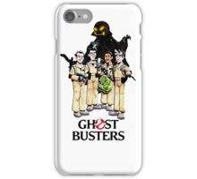 Ghostbuster the movie iPhone Case/Skin