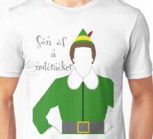 Buddy the Elf - Son of a Nutcracker Unisex T-Shirt