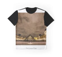 The Louvre Museum Graphic T-Shirt