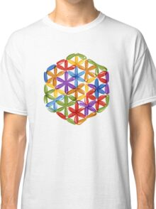 Flower of Life, sketch Classic T-Shirt