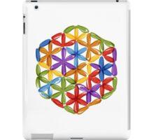 Flower of Life, sketch iPad Case/Skin