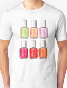 NailsPolish #ESSIE  Unisex T-Shirt