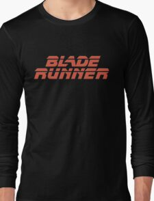 Blade Runner (1982) Movie Long Sleeve T-Shirt