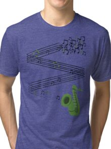 And All that Jazz Tri-blend T-Shirt