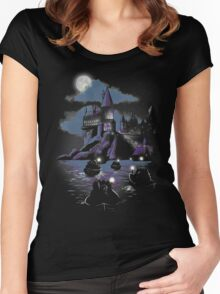 Magic Night Women's Fitted Scoop T-Shirt