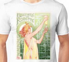 Absinthe Robette - Vintage Poster Unisex T-Shirt