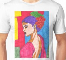 Painted Ladies - #1 Unisex T-Shirt