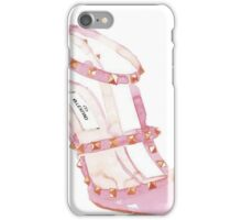 Pink Shoes iPhone Case/Skin