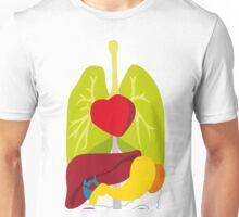 Show u my inner Unisex T-Shirt