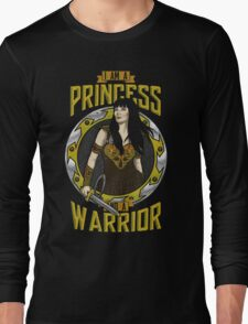 A princess and a warrior Long Sleeve T-Shirt