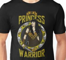 A princess and a warrior Unisex T-Shirt
