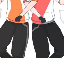 Dan and Phil - Trainers Sticker