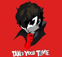 Persona 5 Take Your Time Classic T-Shirt