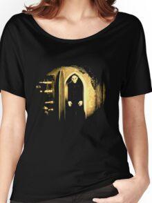 Black Nosferatu 2 Women's Relaxed Fit T-Shirt