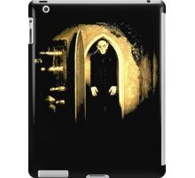Black Nosferatu 2 iPad Case/Skin