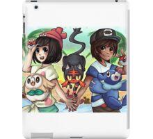 Pokemon Sun and Moon iPad Case/Skin
