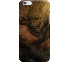 I want to eat you two iPhone Case/Skin