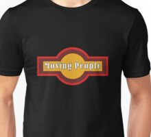 Moving people Unisex T-Shirt
