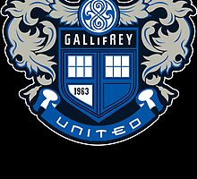 The Gallifrey United by Societee
