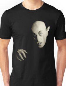 Black Nosferatu Unisex T-Shirt