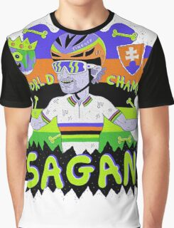 SAGAN , Tourminator t shirt Graphic T-Shirt