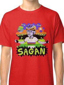 SAGAN , Tourminator t shirt Classic T-Shirt